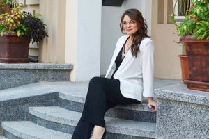 Elina Martova - designer and creative director of the brand GANVERI about the new collection
