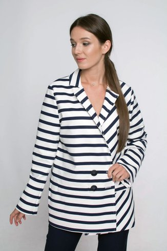 Striped jacket Ganveri Аssorted
