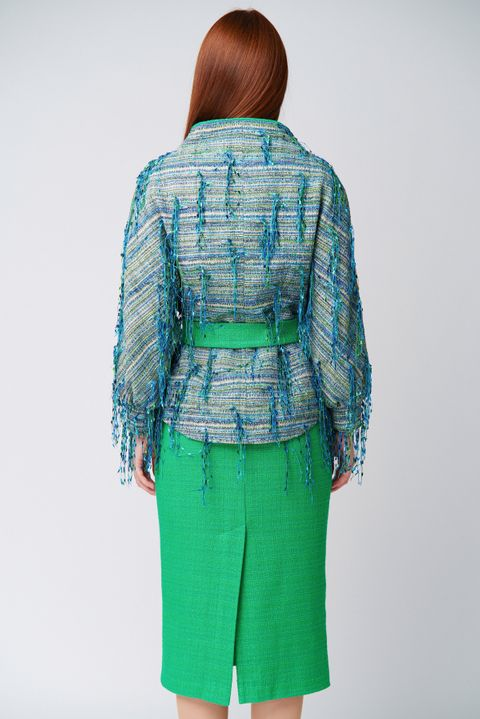 Jacket with decorative elements Ganveri Аssorted